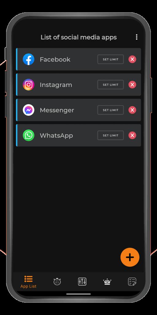 SocialX Android - SS1